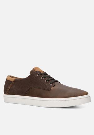 ALDO Afoima Sneakers Dark Brown