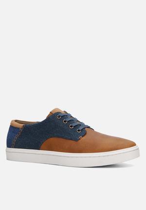 ALDO Afoima Sneakers Cognac
