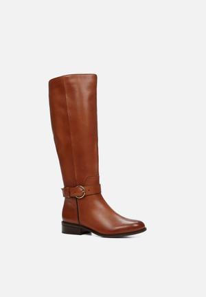 ALDO Catriona Boots Cognac
