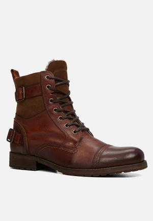 ALDO Gerrade Boots Cognac