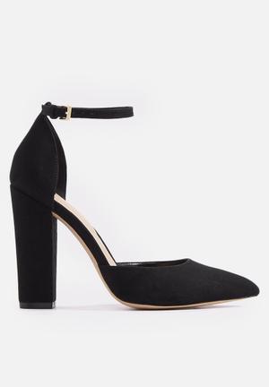 ALDO Nicholes Heels Black