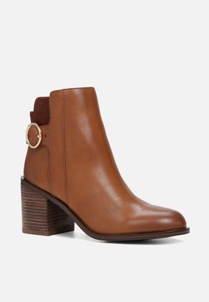ALDO Rosaldee Boots Cognac
