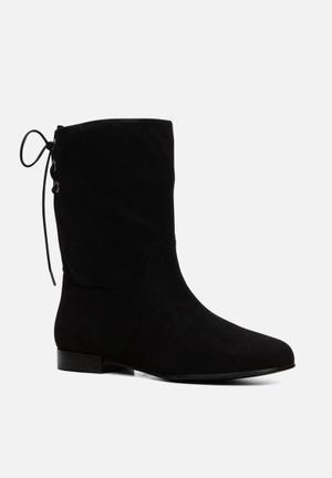 ALDO Theaniel Boots Black