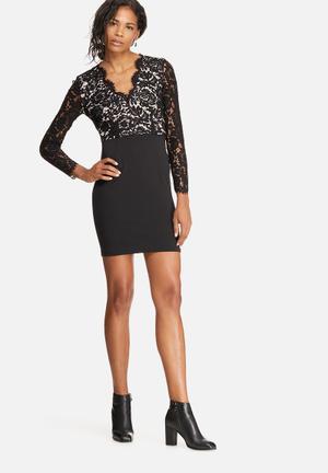 ONLY Mumu Dress Occasion Black