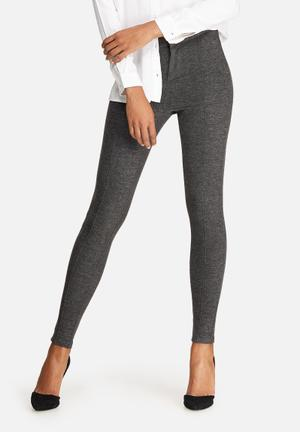 ONLY Didi Winter Tregging Trousers Grey