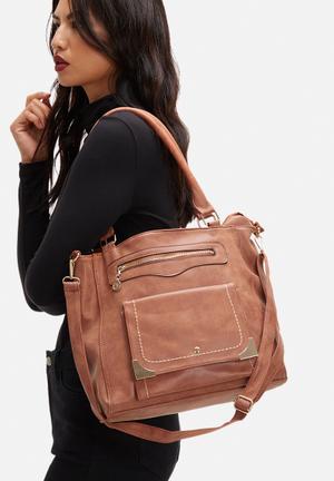 Dailyfriday Cally Medium Bag Tan