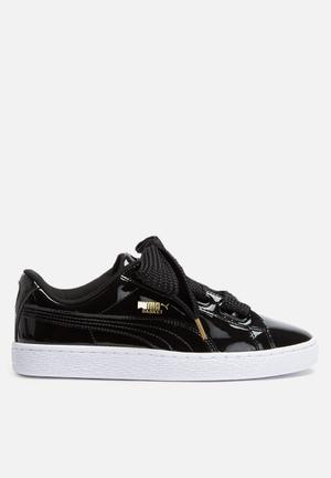 PUMA Basket Patent Sneakers Puma Black