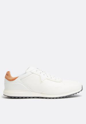 Diesel  S-Swifter Sneakers White / Vachetta
