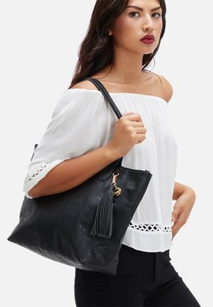 Steve Madden Brepeat Bags & Purses Black