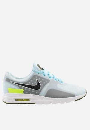 Nike Air Max Zero SI Sneakers Glacier Blue / Black / Lagoon Green