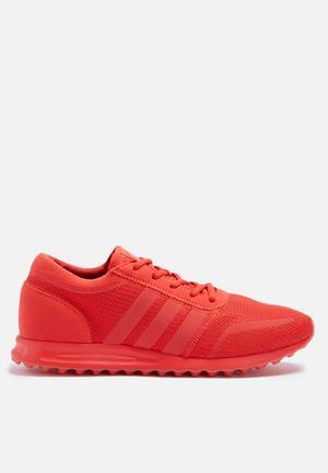 Adidas Originals Los Angeles Sneakers Cpre Red S17
