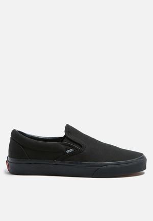 Vans Vans Classic Slip-On Sneakers Black / Black