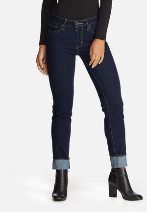 Levi's® 712 Slim Jeans Blue