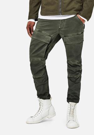 G-Star RAW Air Defence 5620 3D Slim Pants & Chinos Green