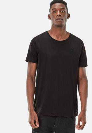 G-Star RAW Base 2 Pack Tee T-Shirts & Vests Black