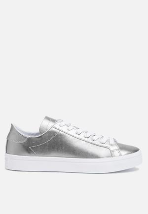 Adidas Originals Court Vantage Sneakers Silver / Ftwr White