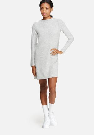 ONLY Idaho Dress Casual Grey