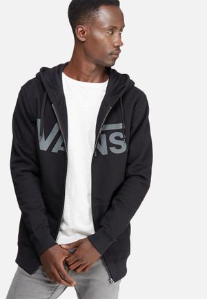 Vans Vans Classic Hoodie Hoodies & Sweatshirts Black & Grey
