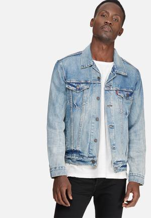 Levi's® The Trucker Jacket Blue