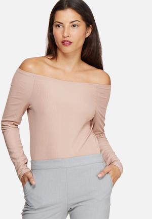 Vero Moda Infi Top T-Shirts, Vests & Camis Pink
