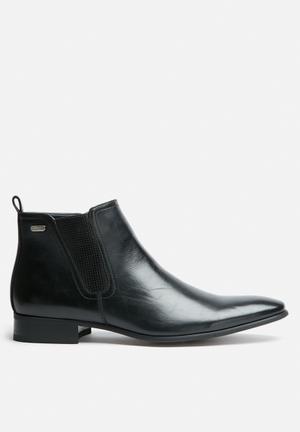 Gino Paoli Chuck Boots Black