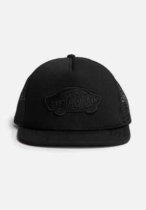 Vans Classic Patch Trucker Headwear Black