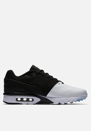 Nike Air Max BW Ultra SE Sneakers White / Black / Black