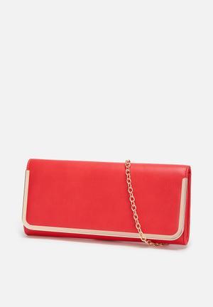ALDO Bidwelle Bags & Purses Red