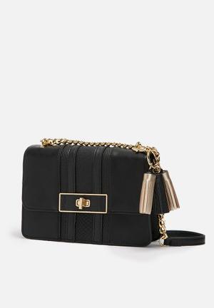 ALDO Borgotaro Bags & Purses Black