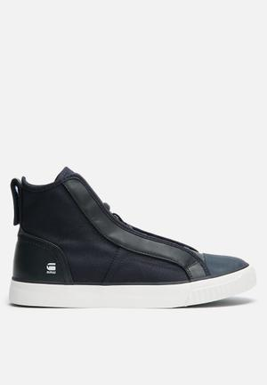 G-Star RAW Scuba Mix Sneakers Navy