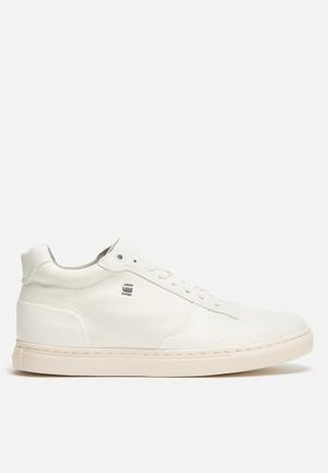 G-Star RAW Krosan Mid Sneakers White