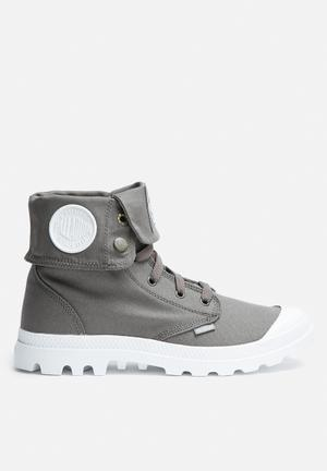Palladium Blanc Baggy Boots Grey