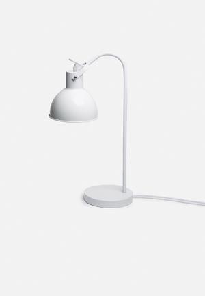 Sixth Floor Lauren Table Lamp Lighting Metal