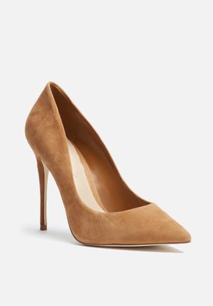 ALDO Stessy Heels Tan