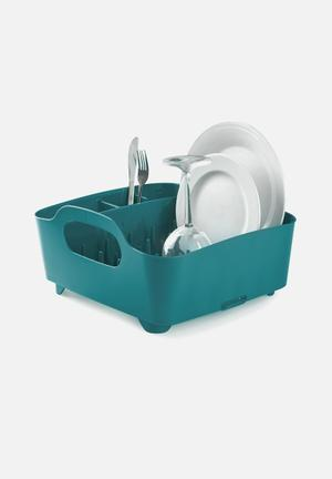 Umbra Tub Dish Rack Kitchen Accessories Plastic