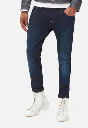 G-Star RAW Revend Super Slim Jeans Blue Indigo