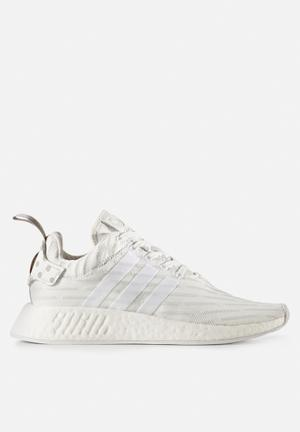 Adidas Originals NMD_R2 Sneakers Clear Granite / Ftw White