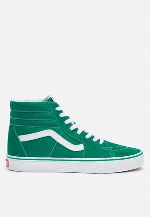 Vans Vans SK8-Hi S&C Sneakers Ultramarine Green / True White OF