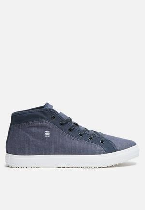 G-Star RAW Kendo Mid Sneakers Blue