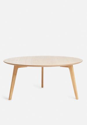 Eleven Past Oak Coffee Table Wood