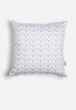 Sixth Floor Wings Printed Cushion Cotton Twill