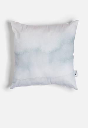 Sixth Floor Frost Printed Cushion Cotton Twill