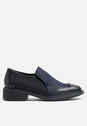 G-Star RAW Guardian Loafer Pumps & Flats Blue & Black