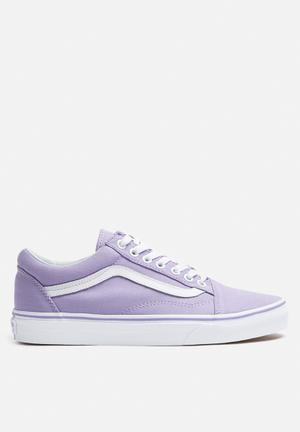 Vans Old Skool Sneakers Lavender / True White