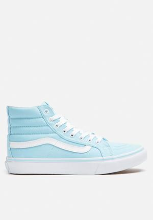 Vans SK8-Hi Slim Sneakers Crystal Blue / True White