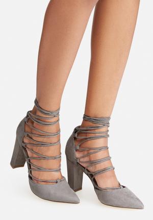 Madison® Angelina Heels Grey