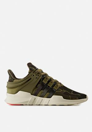 Adidas Originals EQT Support Adv Sneakers Olive Cargo / Urban Earth  / Night Cargo