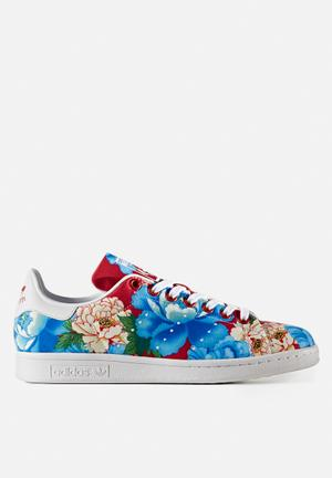 Adidas Originals Stan Smith W Sneakers Power Red / FTWR White Farm Pack