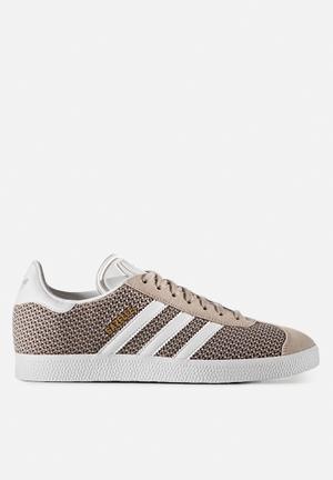 Adidas Originals Gazelle Sneakers Vapour Grey / Ftwr White