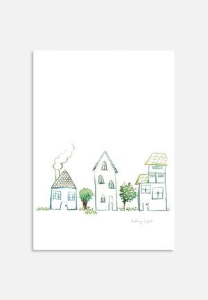 Stohne Houses Art